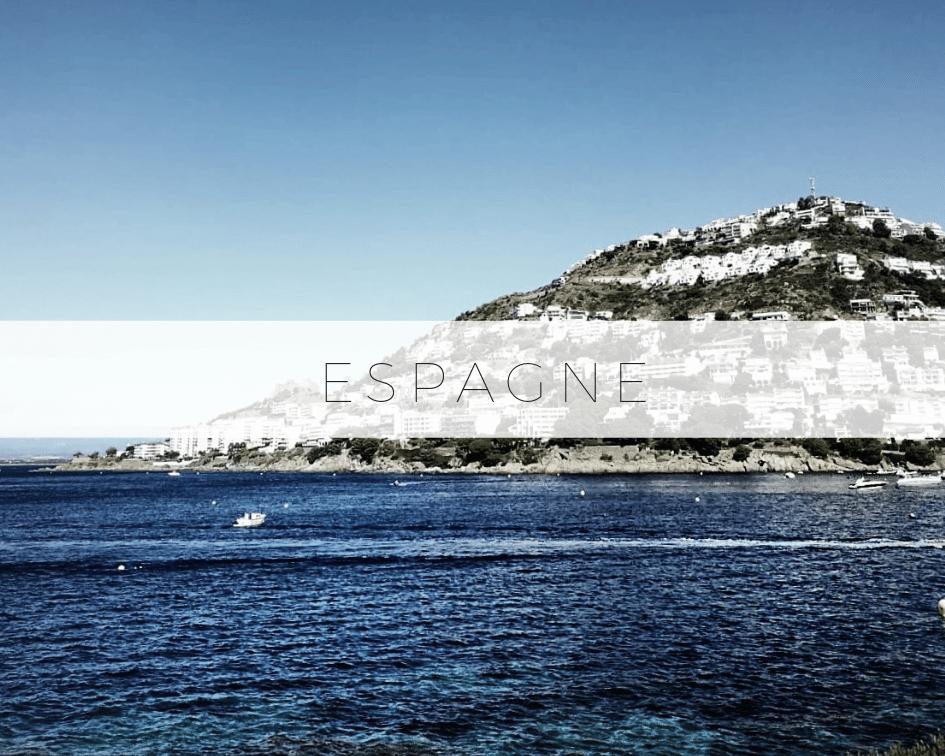 Espagne Europe Méditerranée Mer Soleil Visite