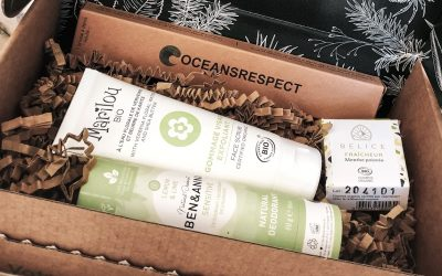Box NUOO: des produits naturels et bio à recevoir chaque mois