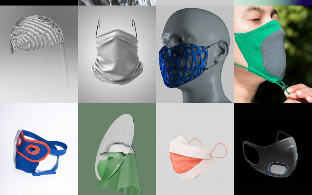 Projet BYOM: 1 masque et 37 designs
